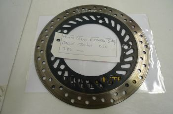 HONDA CBR125 RSF  FRONT BRAKE DISC 3.87 mm THICKNESS  #9 (CON-B)
